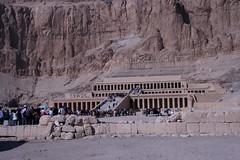 Luxor - Tempio di Hatchepsut