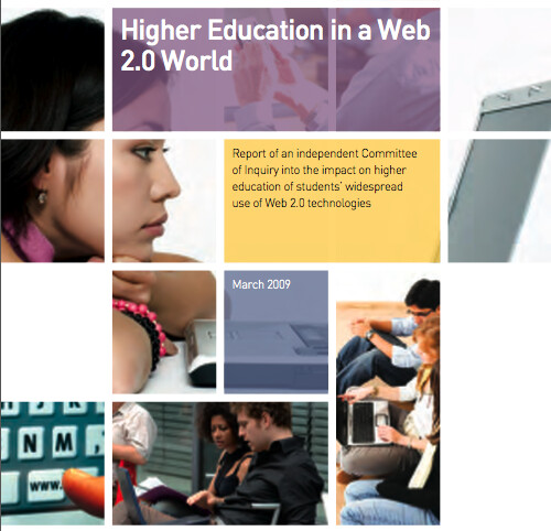 Higher Education in a Web 2.0 World