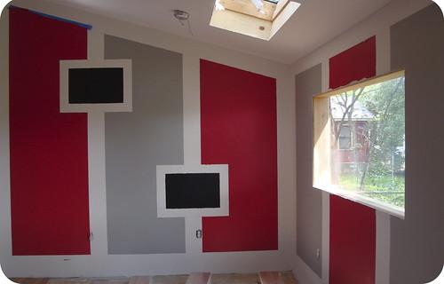 Walls In Progress {Studio}