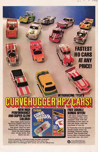 Curvehugger HP2 Cars