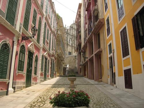 Beautiful street (Macau)