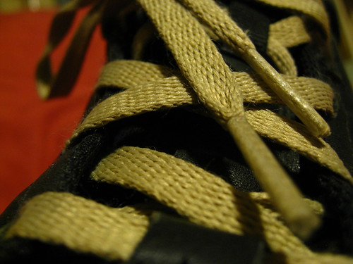 Sneaker Closeup