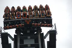 Oblivion, originally codenamed Secret Weapon 4, was the worlds first vertical drop steel rollercoaster