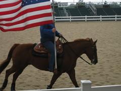 Parade of Breeds opener: the American Quarter ...