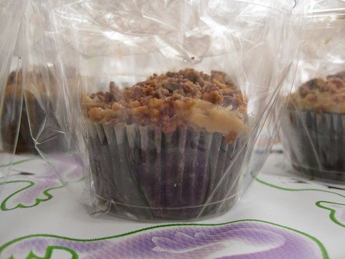 Bakesale - Peanut Butter Cupcakes