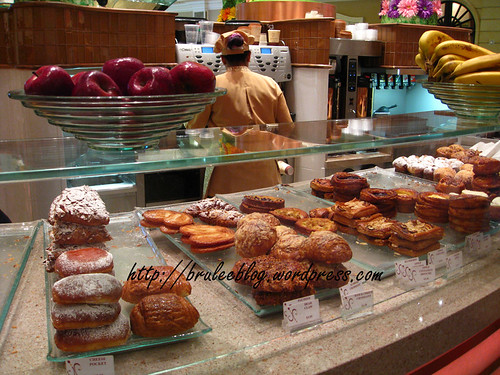 Jean-Philippe Patisserie - pastry counter 2