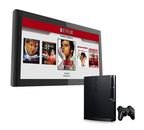 Netflix Coming Soon to PlayStation 3 | PlayStation.Blog
