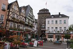 Linz-am-Rhein - Burgplatz
