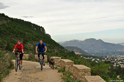 Montgó - Vuelta en bici