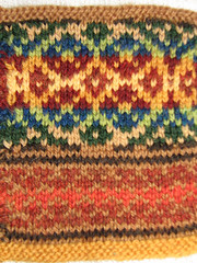 Knitting Swatch