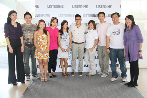 Listerine Total Care Challengers