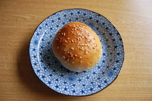 Week One : Leftovers - Hoisin buns