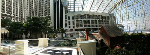 Gaylord National Harbor Hotel - Taken With An iPhone