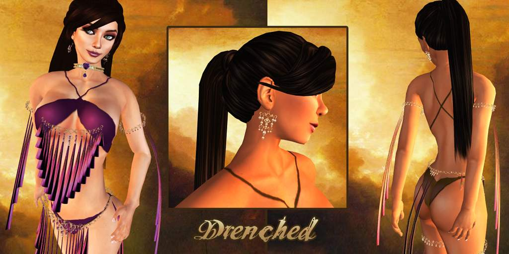 Drenched by Silk & Satyr