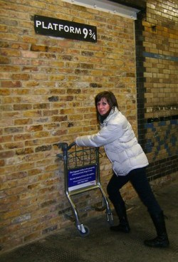 binario Harry Potter