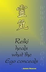 Reiki heals...