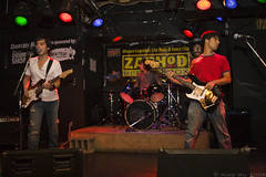 Modern Boys Moder Girls @ Zaphods