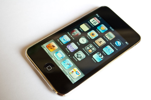 iPod Touch 3ª gen (8 GB)