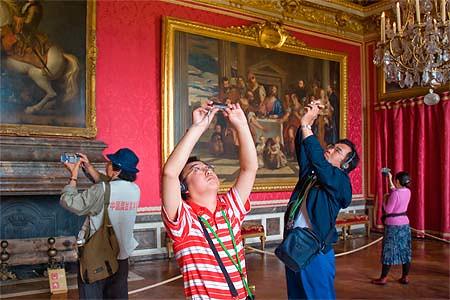 « Le château ressemblait à un musée »