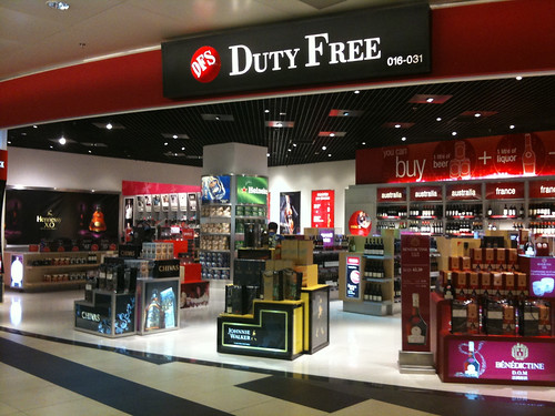 shops in changi airport