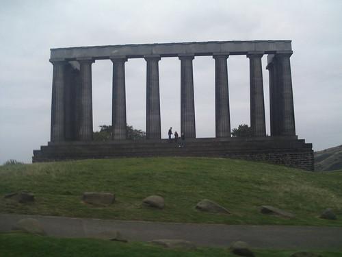 20090918 Edinburgh 18 Calton Hill 09 National Monument 04