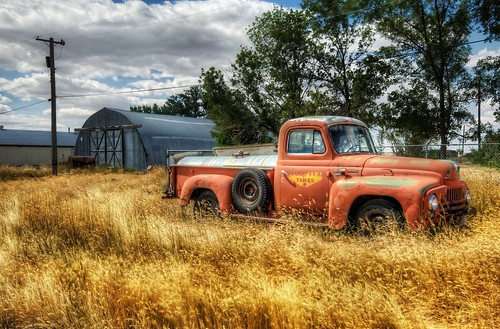 The Old Good Year Truck by Stuck in Customs, on Flickr