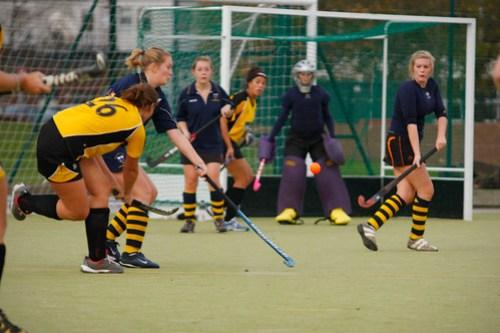 Women's 1st Hockey 2009-10-28 Sam Newsome_MG_0532