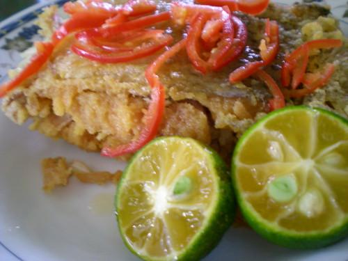 Salted fish 2