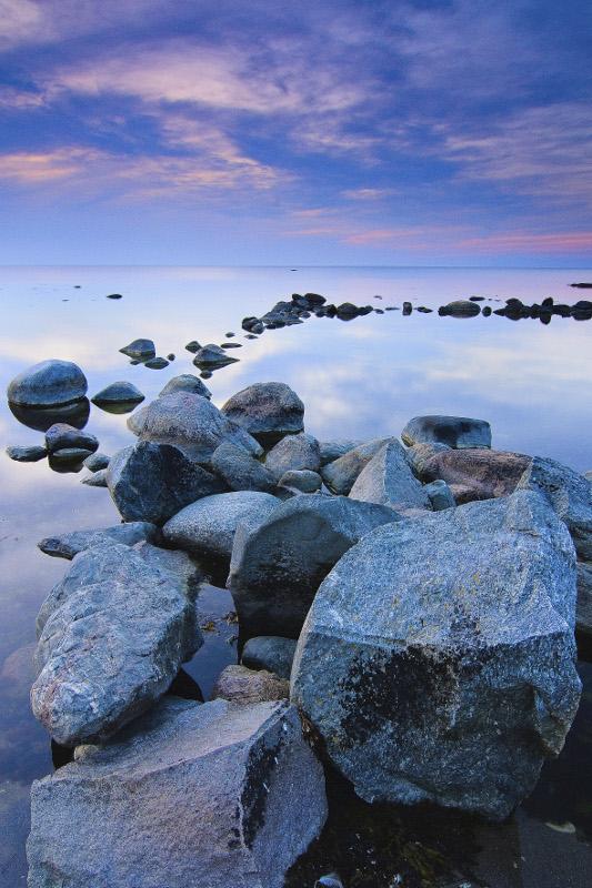 Atardecer en Gotland