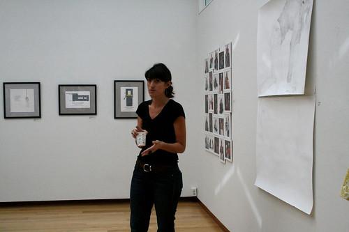 Pulp: Gallery Talk