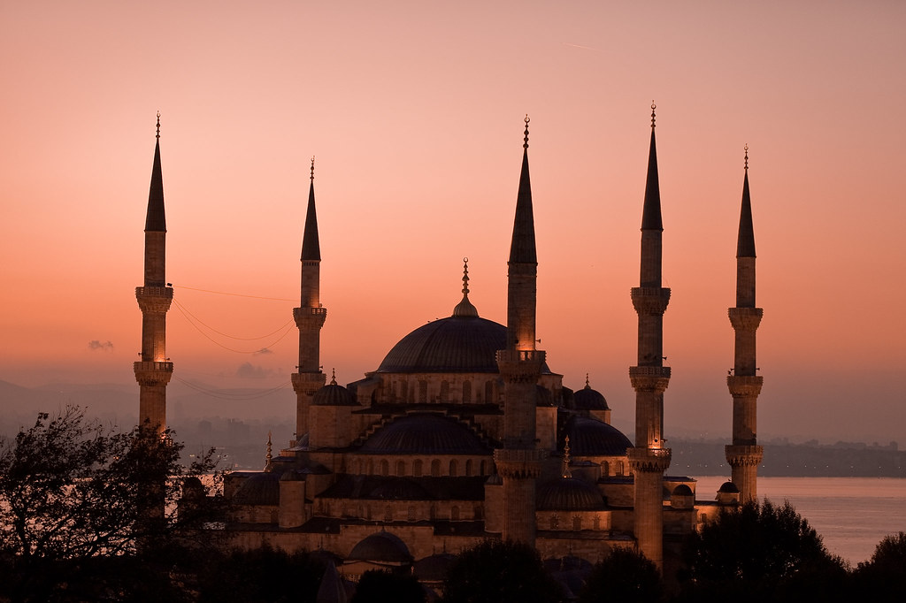 Sultan Ahmed Sunrise