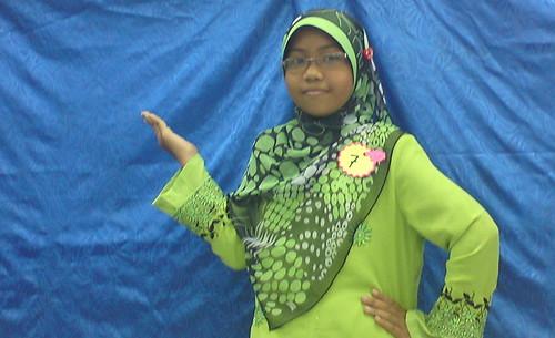 Adik Siti Humaira Soleha