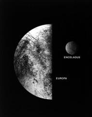 Europa and Enceladus