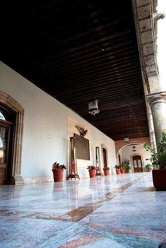 Segundo Piso, Palacio de Gobierno