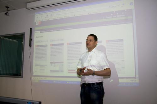 Vortrag Tobias Unger