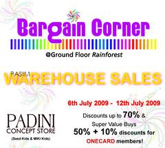 PADINI Concept Stores ws