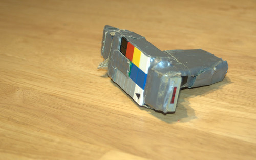 LEGO Phaser