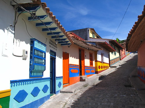 Colourful Guatepe