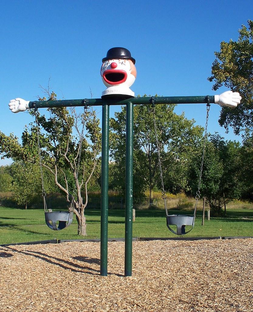 Scary swing 3
