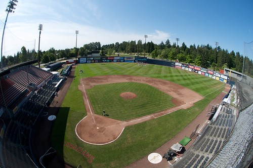 Vancouver Canadians Baseball @ the Nat