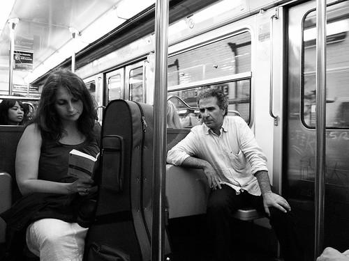métro lecture
