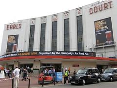 Earls Court Exhibition Center