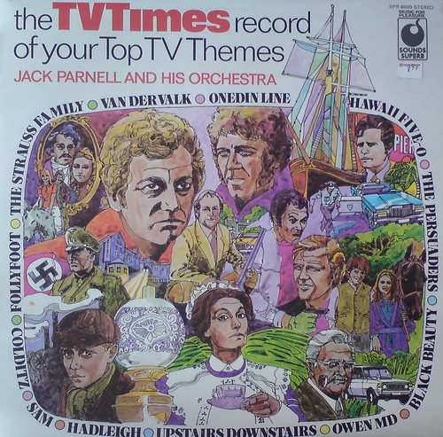 TV Times - Your Top TV Themes