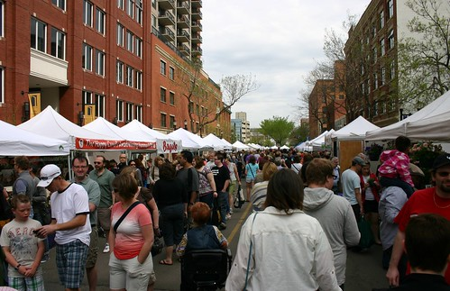 City Market Opening Day 2011