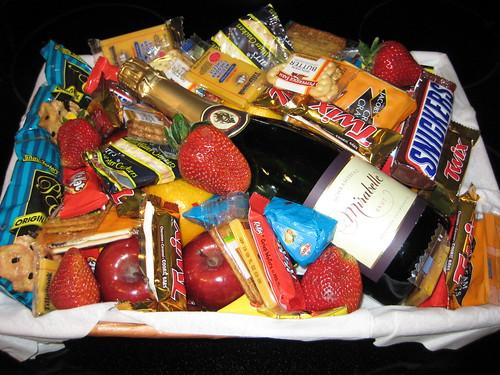 Delta Gift Basket