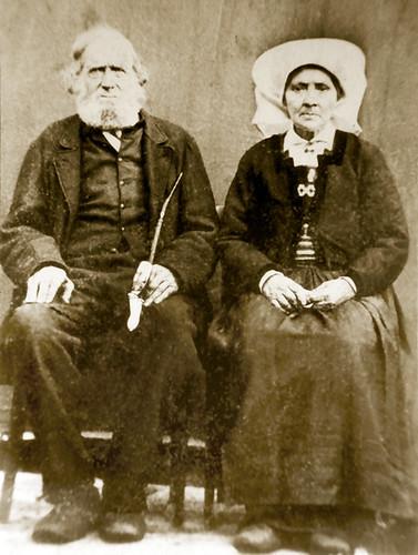 Knut and Kristi Øvre Børvæ