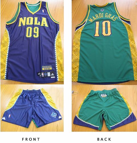 New Orleans Hornets She Got Game
