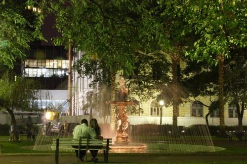 Praça da Liberdade noturna 5