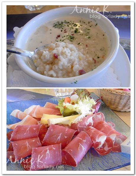 Diavolezzag山頂午餐