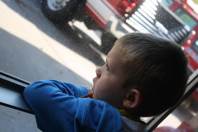 fire station field trip • preschool - 24